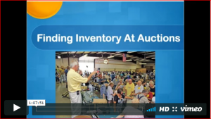Sourcing At Auctions